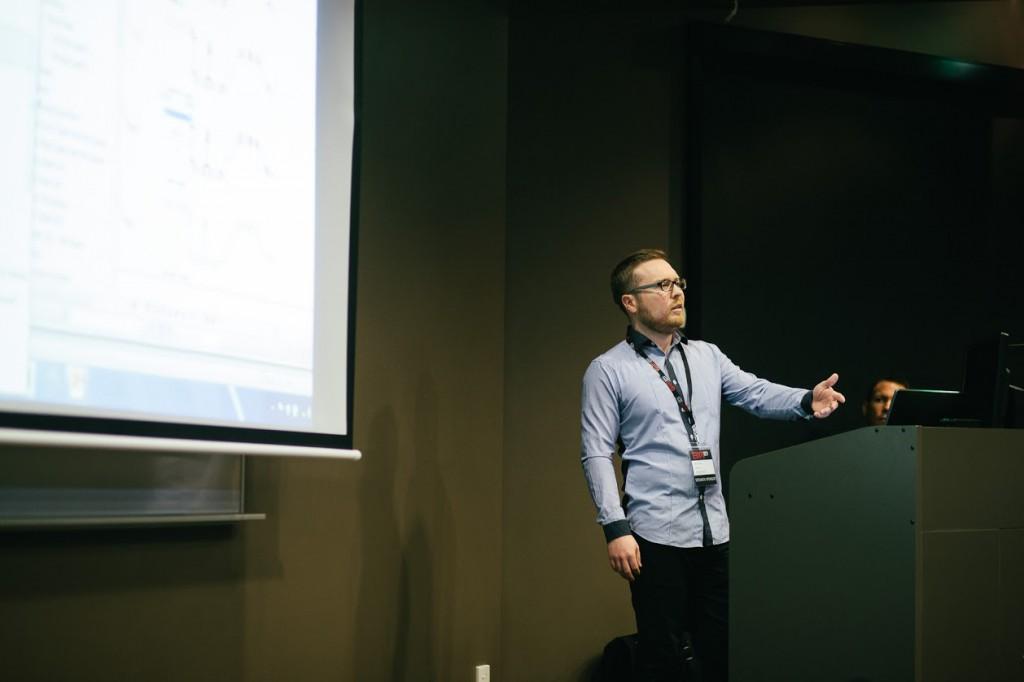 Brendan Upton Presentation