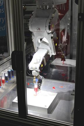 Bio Assembly Bot at AU2014