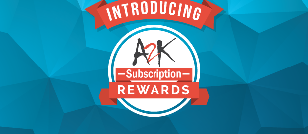 A2K Technologies Subscription Rewards