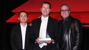 NZ Platinum Club Award