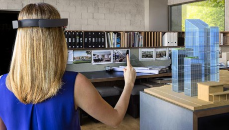 HoloLens and 3D Building