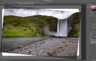 Adobe is bringing content-aware cropping to Photoshop
