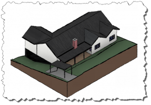 SketchyLine_House